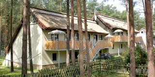 Ferienhaus Typ I mit Balkon