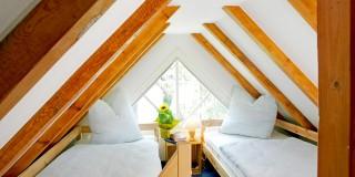 HausTyp I - DG Schlafzimmer
