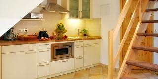 Haus Typ I - OG Küche