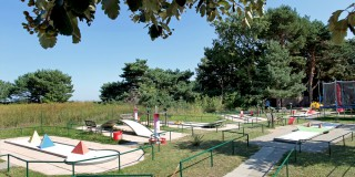 Strandpromenade Karlshagen - Minigolf