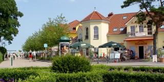 Strandvorplatz Karlshagen